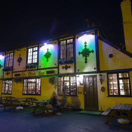 Green Man, Brentwood - Exterior Evening