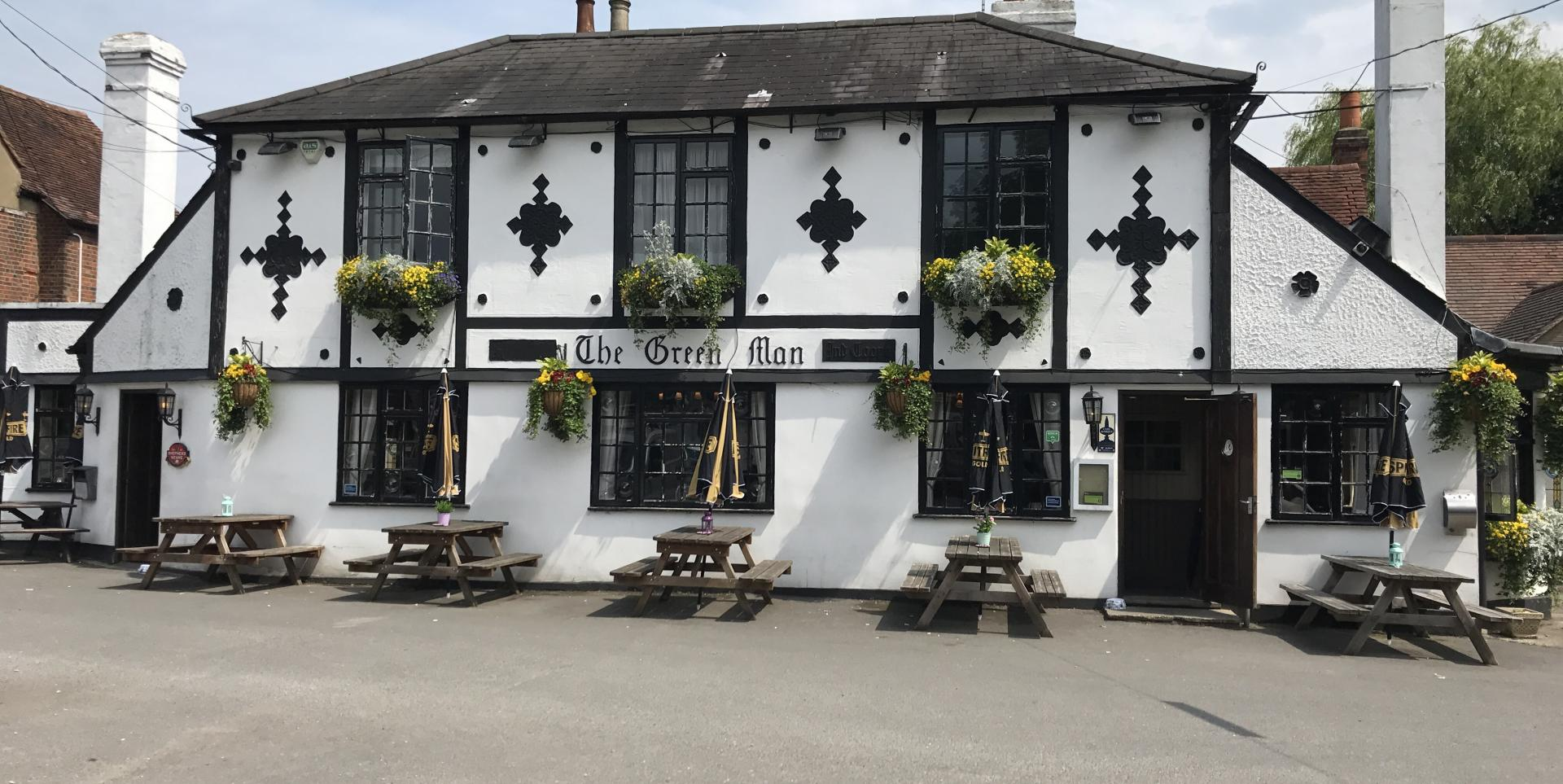 Green Man, Brentwood